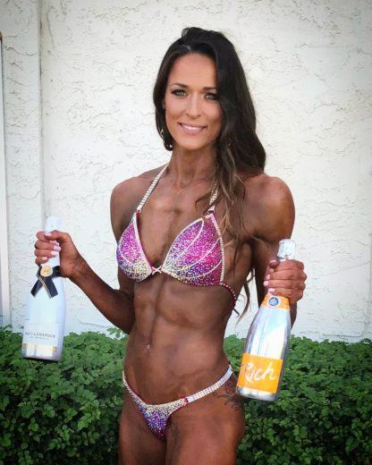 ifbb vegan bodybuilding