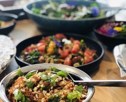 vegan food, moroccan, cooking class