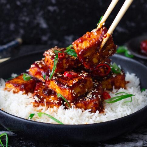asian, vegan cooking class