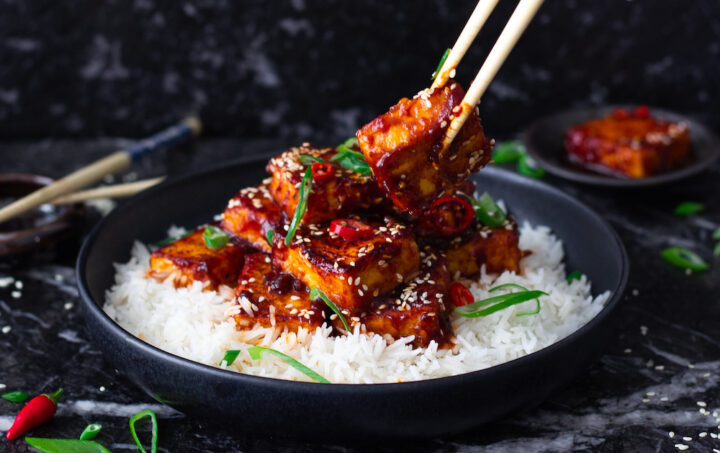 vegan, asian food